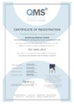 ISO 14001_2015 Certificate Exp 0324
